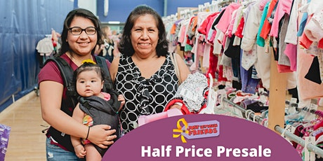 JBF All Seasons Consignment Sale - Half Price Presale tickets