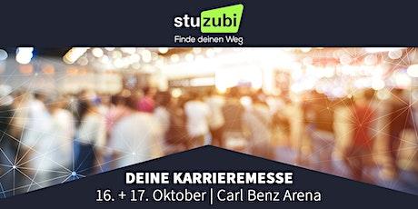 Stuzubi Stuttgart - Karrieremesse zur Berufsorientierung tickets