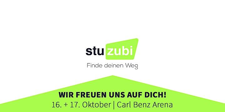 Stuzubi Stuttgart - Karrieremesse zur Berufsorientierung: Bild