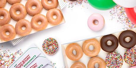 Gladstone Girl Guides Support Group| Krispy Kreme Fundraiser tickets