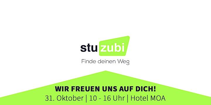 Stuzubi Berlin - Karrieremesse zur Berufsorientierung: Bild