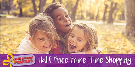HUGE Children's Sale - 1/2 PRICE PRIME TIME SHOPPING- JBF Cypress Fall '20 tickets