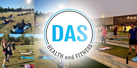 DAS Health & Fitness Saturday Morning Bootcamp tickets