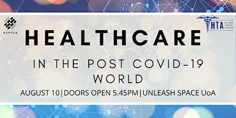 Healthcare in the Post Covid-19 World tickets