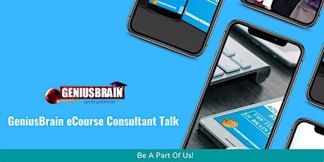 eSchool Course Consultant Power Biz Webinar tickets