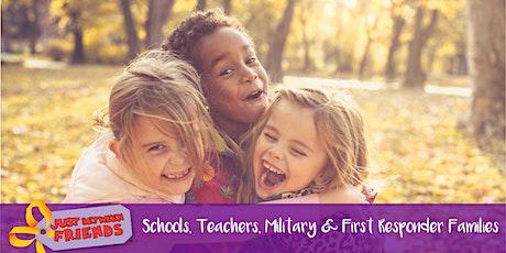 HUGE Children's Sale - SCHOOLS, TEACHERS, & MILITARY FAMILIES-JBF Cypress tickets