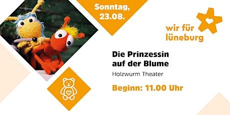 Theater im Kurpark - Die Prinzessin auf der Blume Tickets