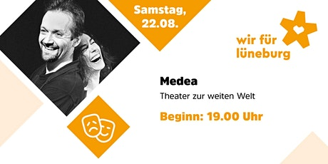 Theater im Kurpark - Medea Tickets