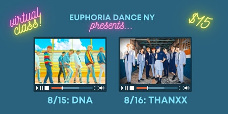 DNA - Virtual BTS Dance Class billets