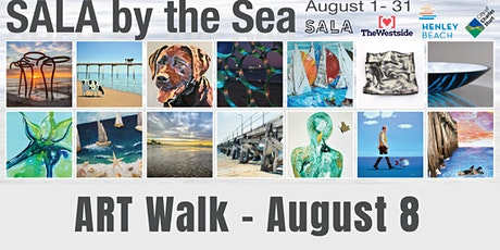 SALA by the Sea Art Walk tickets