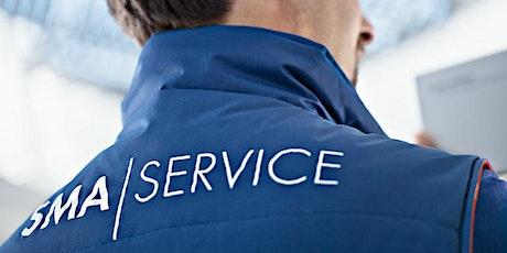 Dagopleiding: SMA Service & Onderhoud (NEW) tickets