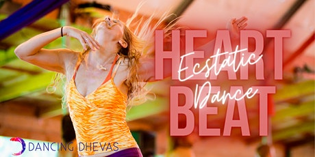 Heartbeat an Ecstatic Dance tickets