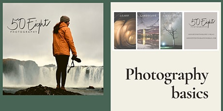 Beginners Photography Workshop tickets