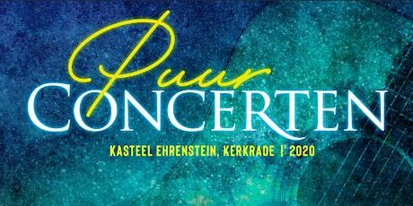 Puur Concerten 2020: Tim Knol (18.00u) tickets