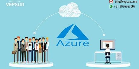 Microsoft azure online training @ Vepsun Technologies ( Weekend batch) tickets