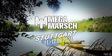 Megamarsch Stuttgart 2021 billets