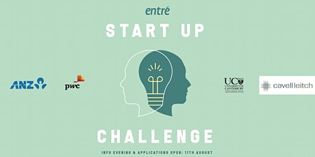 Entré's Start-Up Competition Information Night tickets