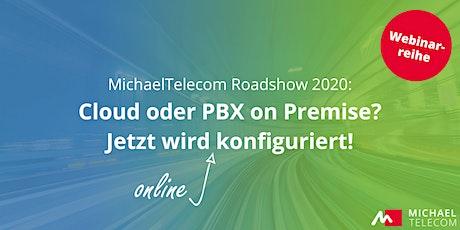 Roadshow 2020 Webinarreihe (2/4) tickets