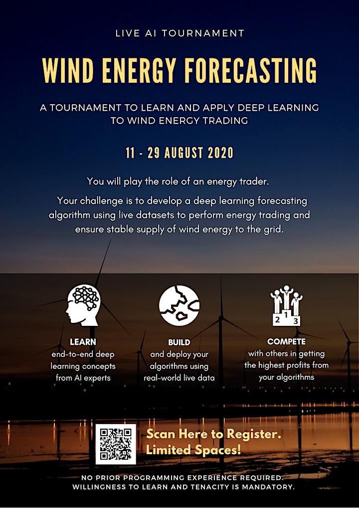 AI4IMPACT LIVE AI TOURNAMENT: Wind Energy Forecasting for Energy Trading image