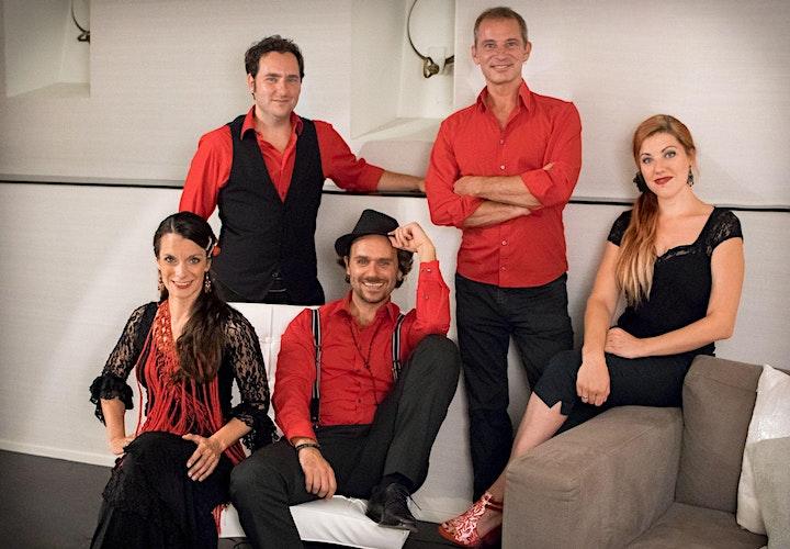 Salao: Latin Jazz & Flamenco: Bild