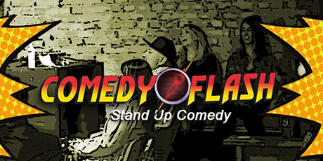 Comedyflash - Stand Up Comedy Show in Berlin Prenzlauer Berg Tickets