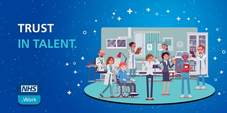 NHS.Work - 'Let's shape NHS.Work together' tickets