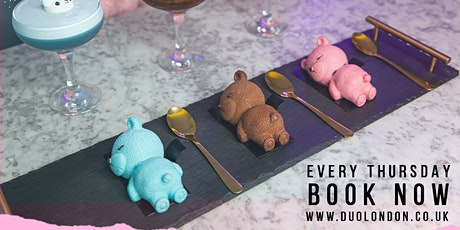 Bear with Me - Cakes & Cocktails Thursdays tickets