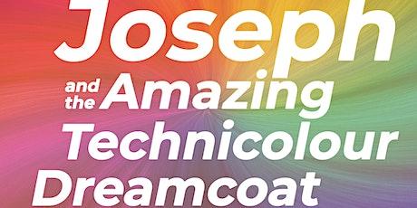 Joseph and the Amazing Technicolour Dreamcoast tickets