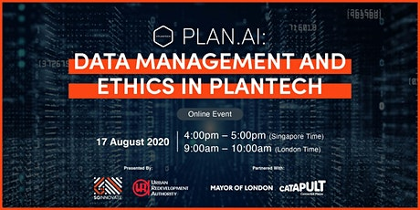 Plan.AI: Data Management and Ethics in PlanTech [Online Event] tickets