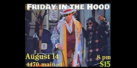 Comedy Ring - Friday in the Hood - Live Stand-up Comedy!! tickets