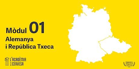 Acadèmia de la Cervesa. Mòdul #1: Alemanya i República Txeca entradas