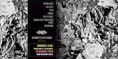 GRIT  @ Goodwill  Club tickets
