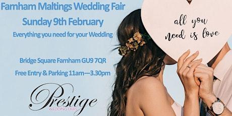 Wedding Fair at the Farnham Maltings tickets