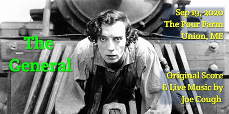 THE GENERAL (1926) - The Pour Farm Outdoor Film & Music Festival tickets