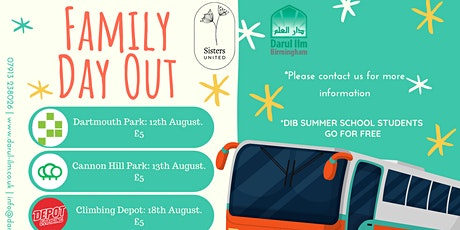 DIB Outings - Cannon Hill Park tickets