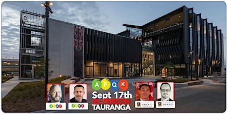 AFQY - September 17 - Tauranga tickets