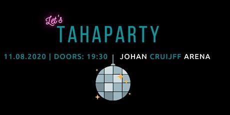 TAHAPARTY tickets