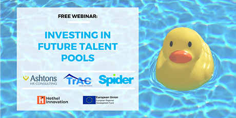 Investing In Future Talent Pools tickets