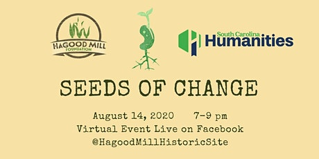 Seeds of Change tickets