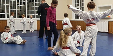 Dragon Warriors (ages 6-14) tickets
