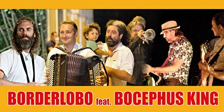 Borderlobo & Bocephus King a Lissone biglietti