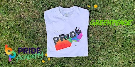 Pride Academy - Létezhet-e zöldmozgalom LMBTQ-jogi szemlélet nélkül? tickets