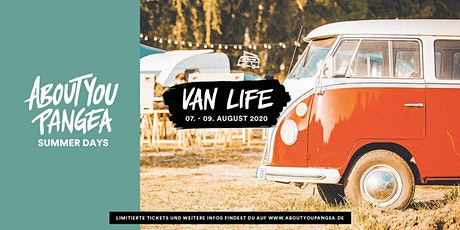 VAN LIFE - About You Pangea Summer Days Tickets