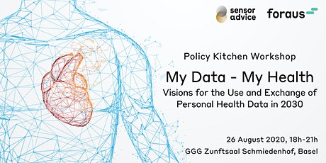 My Data - My Health: Policy Kitchen Workshop - Basel billets