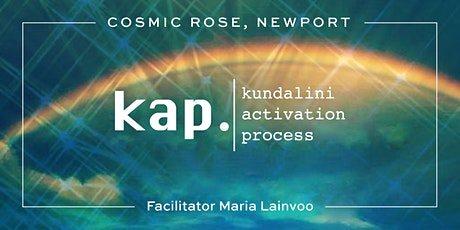 Kundalini Activation Process – KAP Newport tickets