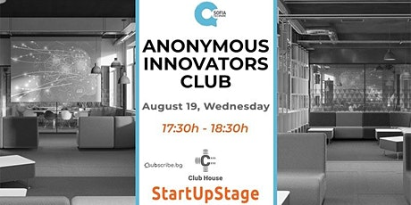 Anonymous Innovators Club vol.10 - Startup Pitching Session tickets