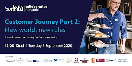 Customer Journey Part 2: New world, new rules tickets