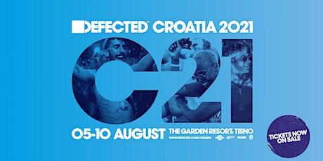 Defected Croatia 2021 tickets