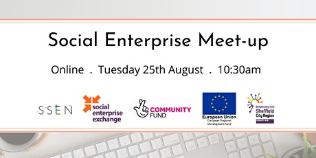 Social Enterprise Meet-up: 25th August tickets