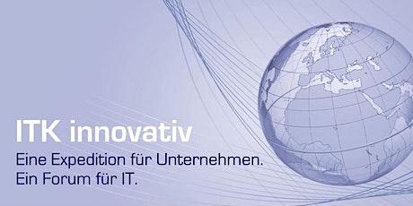 """Homeoffice – Business unusual"" - ITK innovativ Tickets"